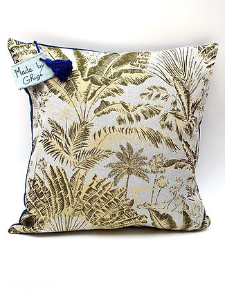 "Cushion ""pastel tropic"""