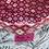"""Thumbnail: Panier de rangement """" Tropique rose big"""""""