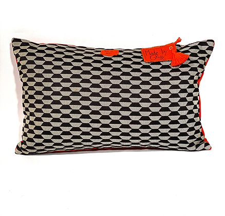 "Cushions""Mechanics orange"""