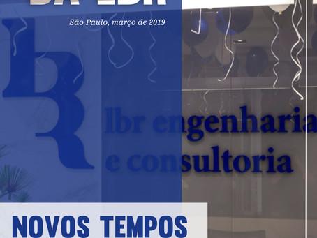 Jornal da LBR de Março de 2019