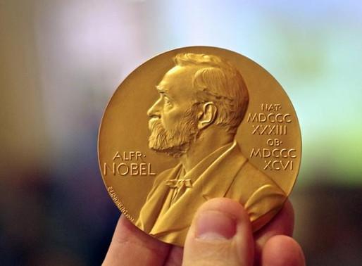 Nobel Prize money raised to $110,000