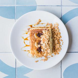Banana French Toast: Breakfast in Paradise