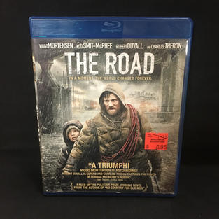 Blu-ray - The Road