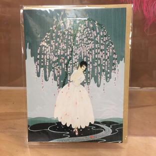 Erte Cherry Blossoms - Flame Tree