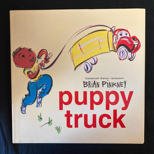 Puppy Truck by Brian Pinkert