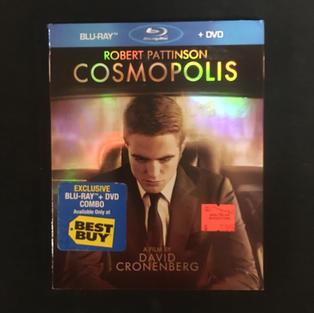 Blu-ray / DVD Combo - Cosmopolis