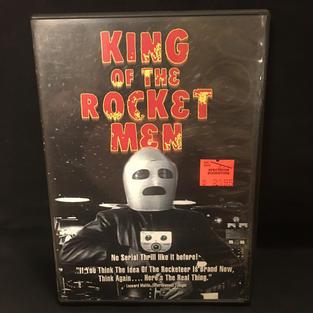 DVD - King of the Rocket Men