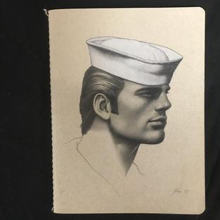 Tom of Finland Mini Journal