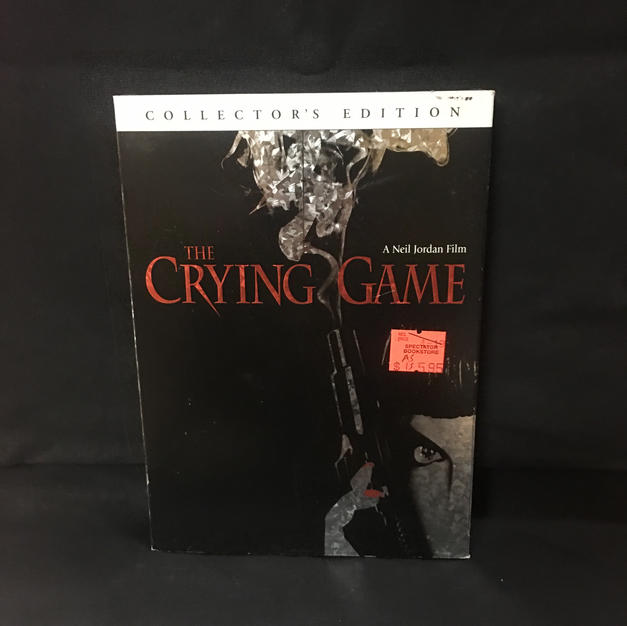 DVD - The Crying Game