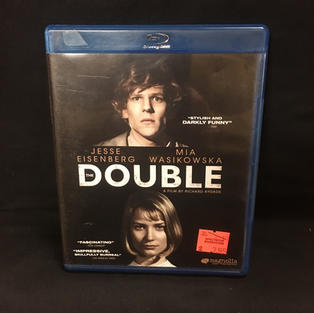 Blu-ray - The Double