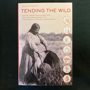 Tending the WIld by M Kat Anderson