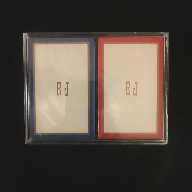 """RJ"" Dual-Deck Playing Cards"