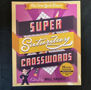 The New York Times Super Saturday Crosswords - Ed. Will Shortz
