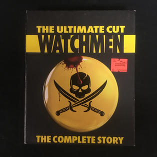 Blu-ray - Watchmen the Complete Story