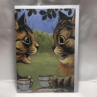 Wain Tea Cats 2 - Nelson Line