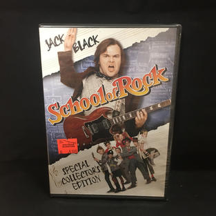 DVD - School of Rock