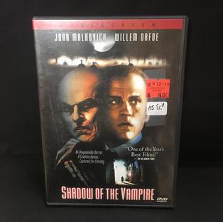 DVD - Shadow of the Vampire