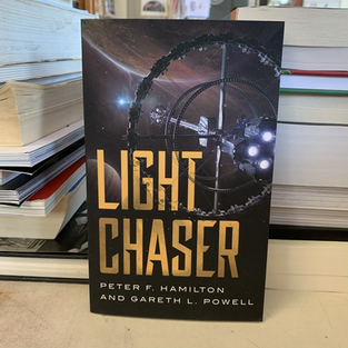 Light Chaser by Peter F Hamilton