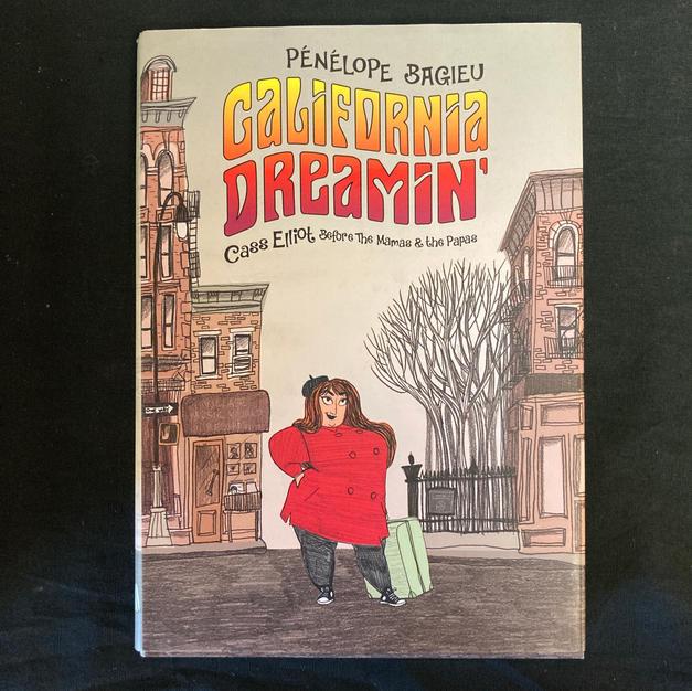 California Dreamin' by Penelope Bagieu