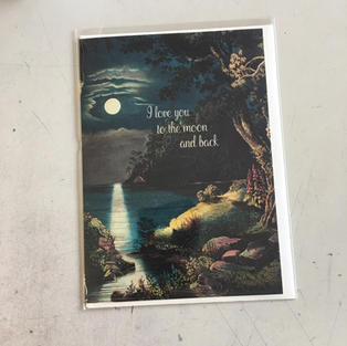 To the Moon Love / Anniversary - P Flynn
