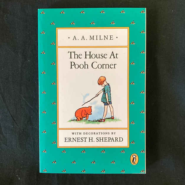 The House at Pooh Corner by Ernest H Shepard