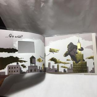 ng Kong Birthday - Red Cap Cards (inside)