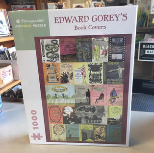 Book Covers, Edward Gorey