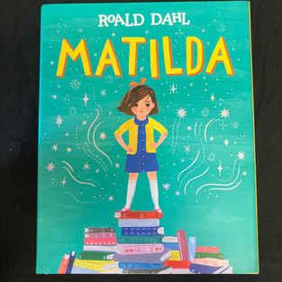 Matilda (Graphic Novel) by Roald Dahl