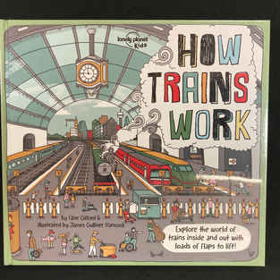 How Trains Work by Clive Gifford