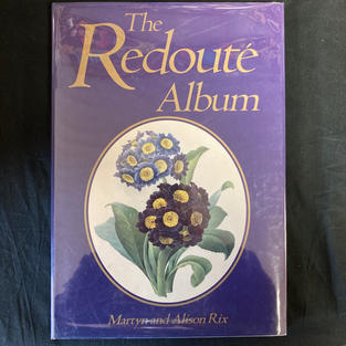 The Redoute Album by Martin and Alison Rix