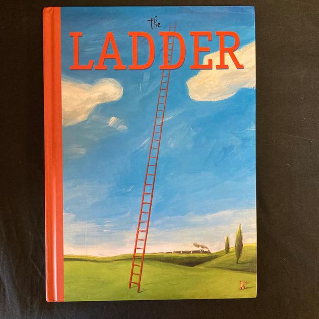 The Ladder by Halfdan Rasmussen