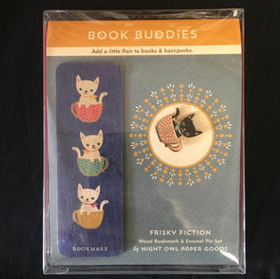 Book Buddies - Teacup Cats