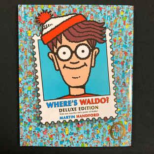 Where's Waldo by Martin Handford