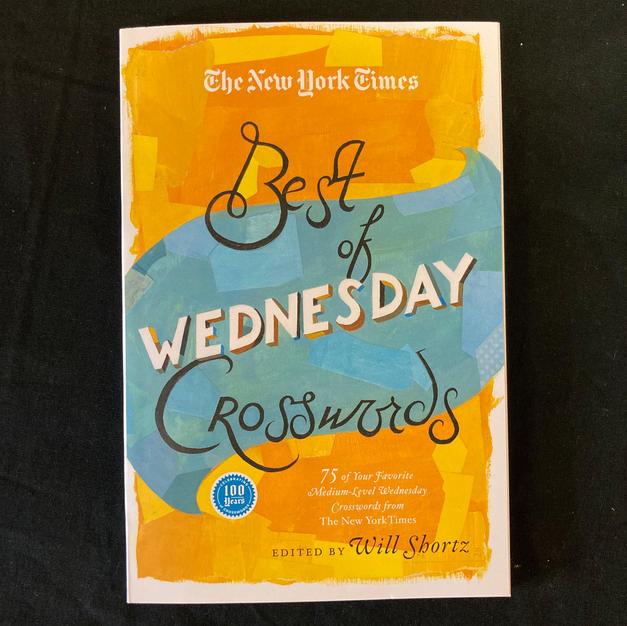 The New York Times Best of Wednesday Crosswords - Ed. Will Shortz