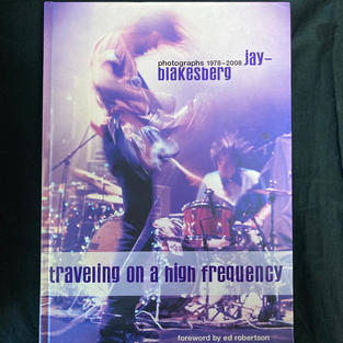 Traveling on a High Frequency by Jay Blakesberg