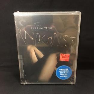 Blu-Ray - Antichrist - Criterion