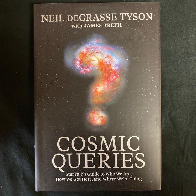 Cosmic Queries by Neil deGrasse Tyson