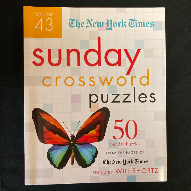 The New York Times Sunday Crossword Puzzles - Ed. Will Shortz