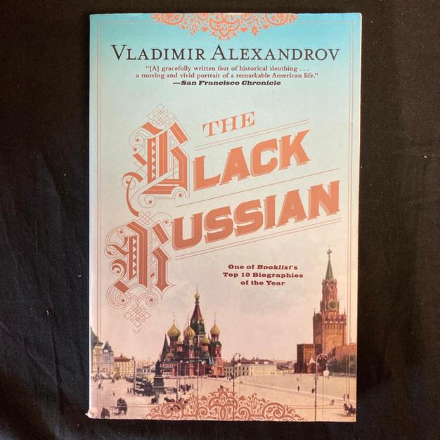 The Black Russian by Vladimir Alexandrov