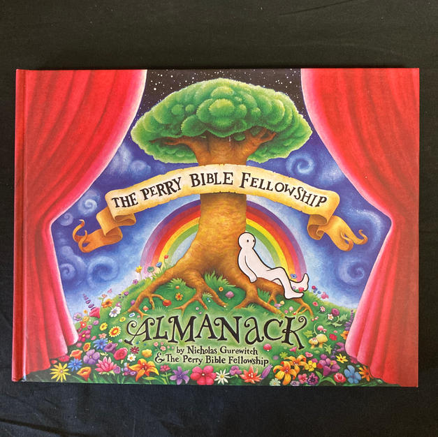 The Perry Bible Fellowship Almanack by Nicholas Gurewitch