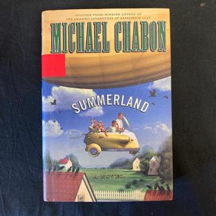 Summerland by Michael Chabon