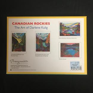 Canadian Rockies - Darlene Kulig (back)