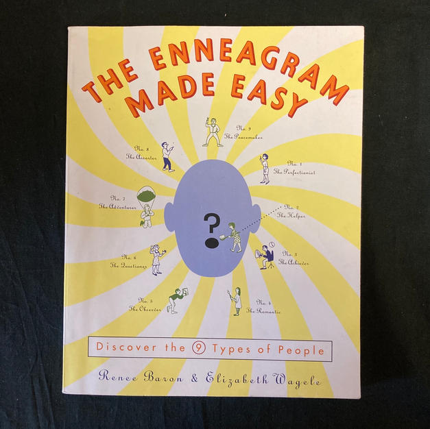 The Enneagram Made Easy by Renee Baron and Elizabeth Wagele