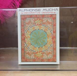 Decorative Designs - Alphonse Mucha (front)
