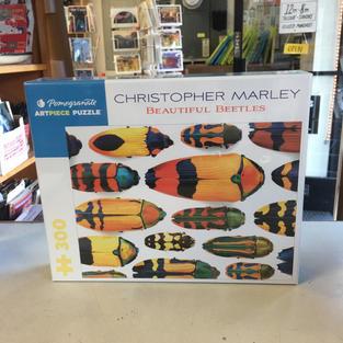 Beautful Beetles, Christopher Marley