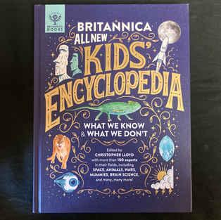 Britannica All New Kids' Encyclopedia - ed. Christopher Lloyd