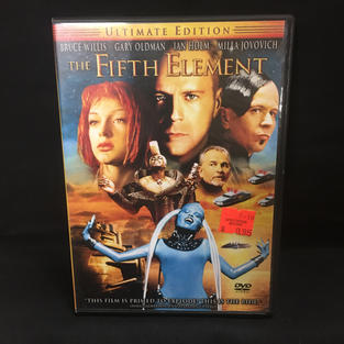 DVD - The Fifth Element