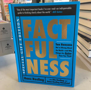 Factfulness Illustrated by Hans Rosling