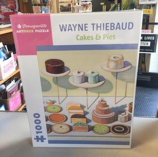 Cakes & Pies, Wayne Thiebaud