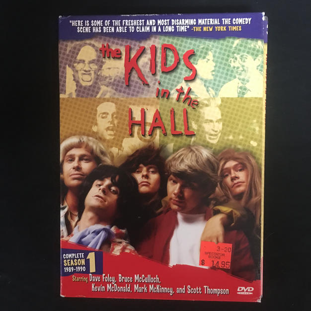 DVD - Kids in the Hall Season One